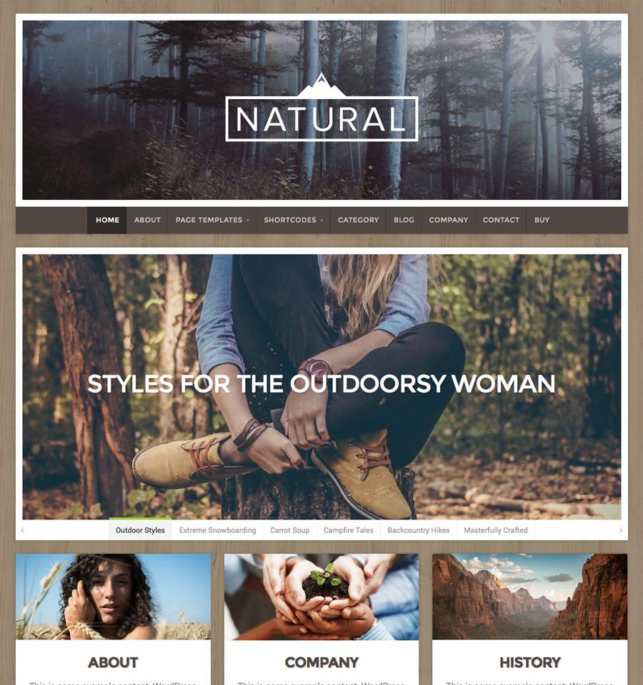 natural-v4-wordpress-theme