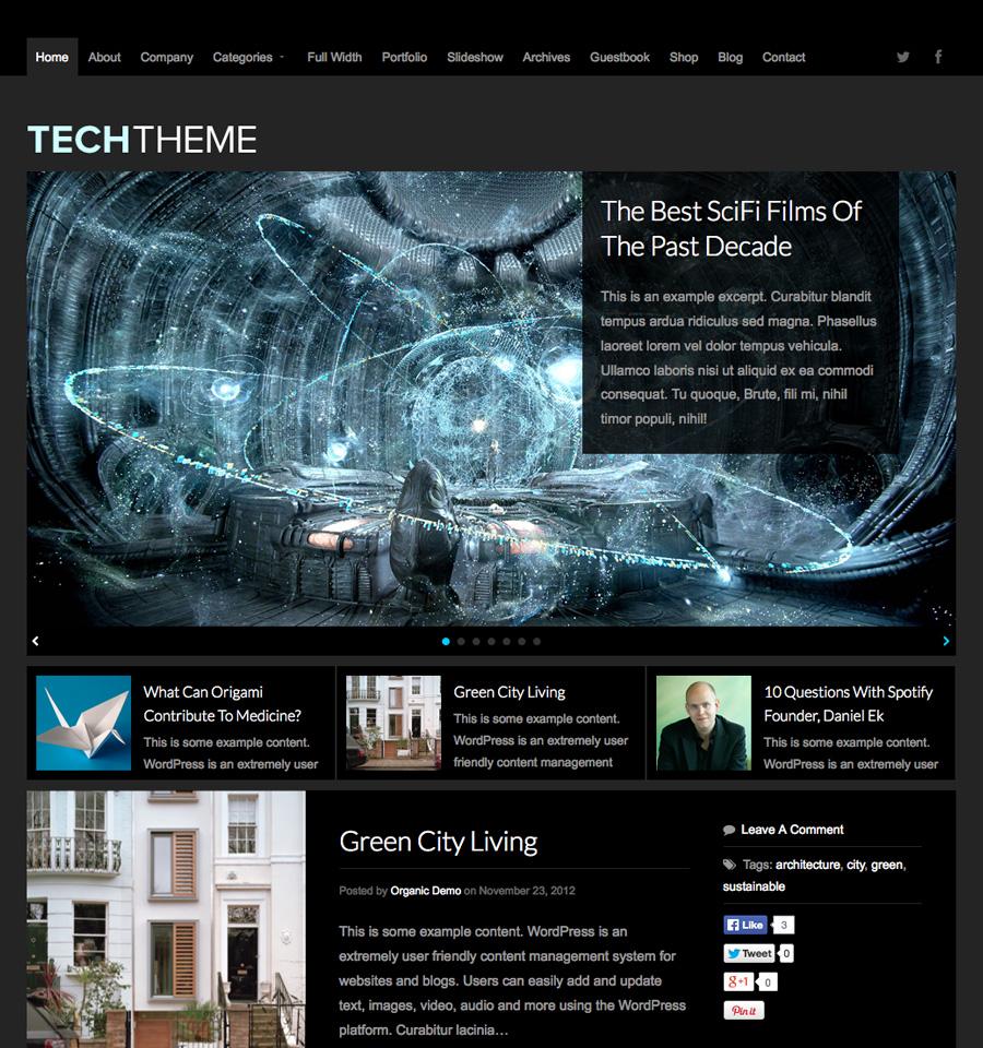 tech-wordpress-theme