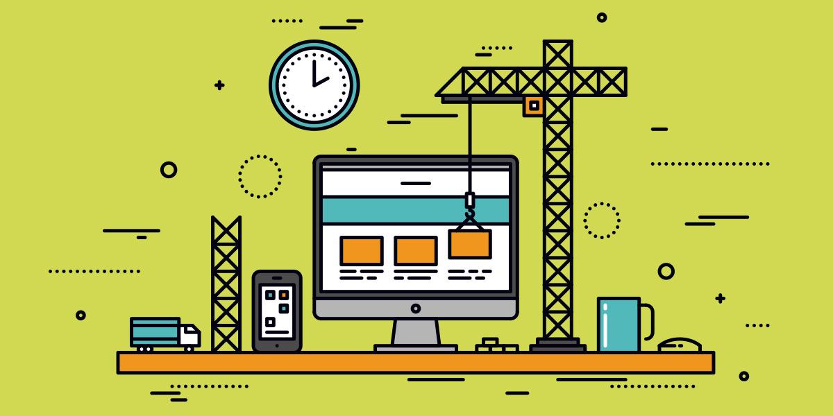 Build A Website Through Code